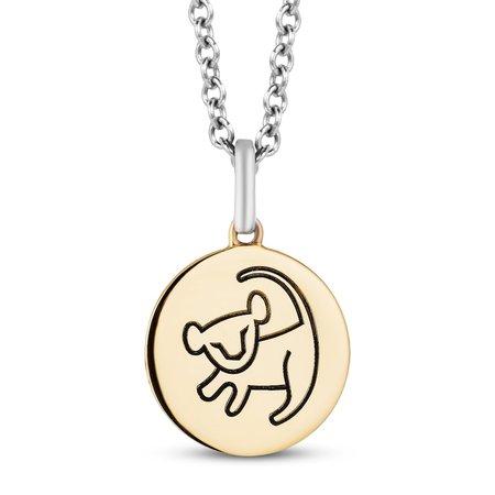 lion king necklace