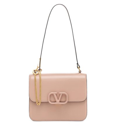 Valentino Garavani Vsling Small Leather Shoulder Bag | Valentino - Mytheresa
