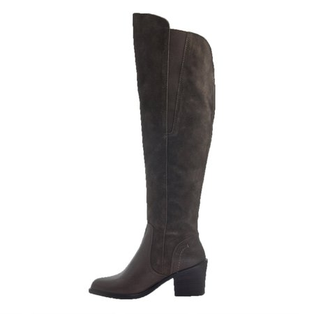 Nicole Clooney Over The Knee Boot   Muse Boutique Outlet – Muse Outlet