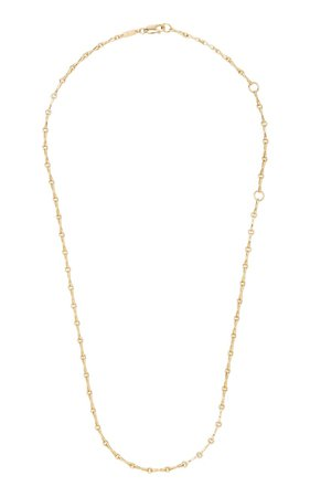 18K Gold Necklace by Azlee | Moda Operandi