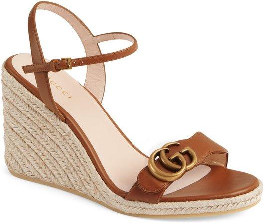 Aitana Espadrille Wedge Sandal