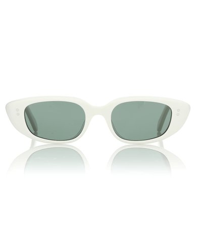 Oval Sunglasses - Celine Eyewear | Mytheresa