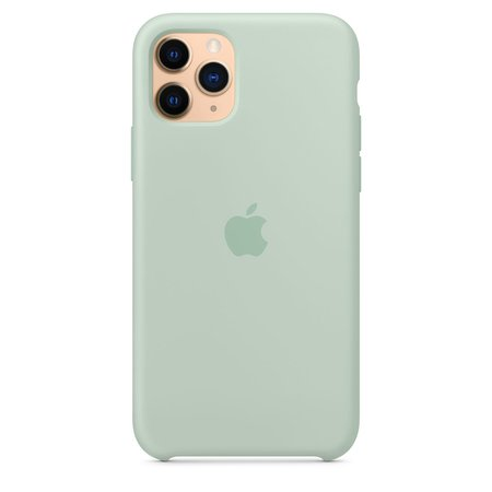 iPhone 11 Pro Silicone Case - Cactus - Apple