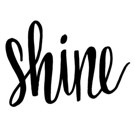 Wellness Wednesday: SHINE – Model Behaviors