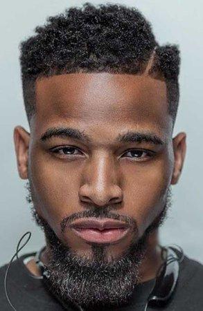 men's natural hair 1