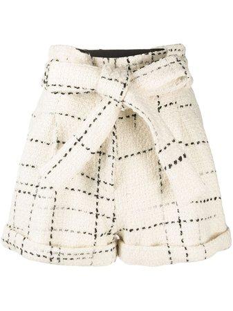 Amen Shorts De Tweed - Farfetch