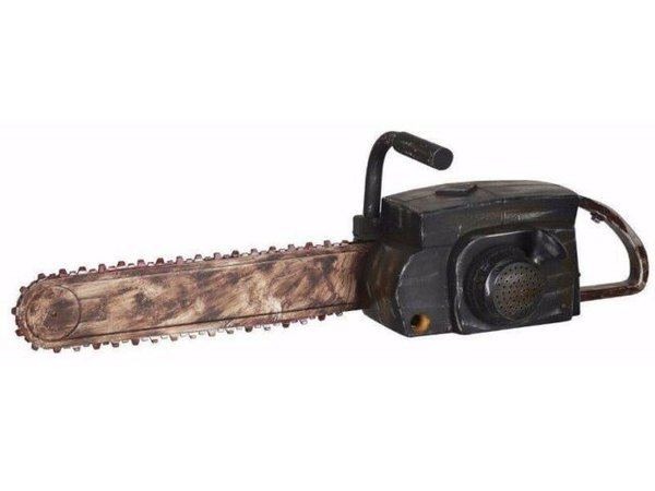 chainsaw halloween prop - Google Search