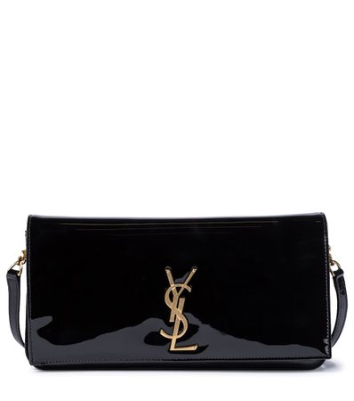 Kate Baguette Small Leather Shoulder Bag - Saint Laurent | Mytheresa