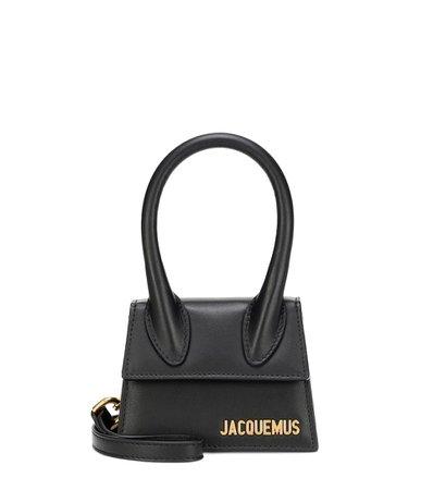 Le Chiquito Mini Leather Tote - Jacquemus | Mytheresa