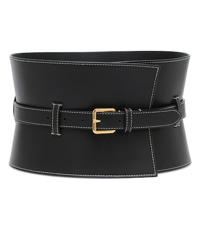 Leather Corset Belt | Loewe - Mytheresa