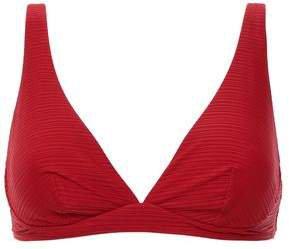 Textured Underwired Bikini Top