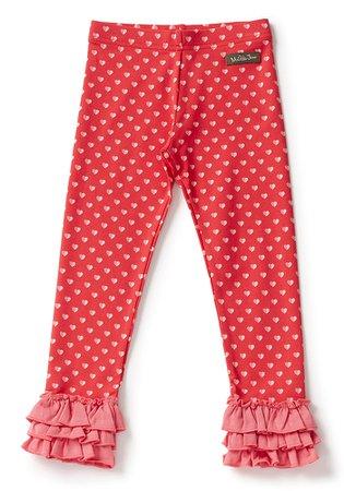 I Heart You Legging - Matilda Jane Clothing