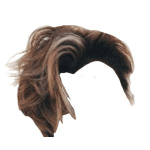 Brown Boy Hair