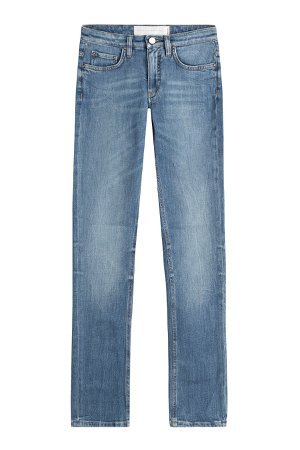 Straight Leg Jeans Gr. 24