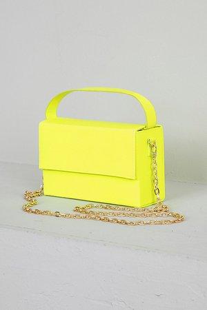 Box Out Bag (Neon Yellow)