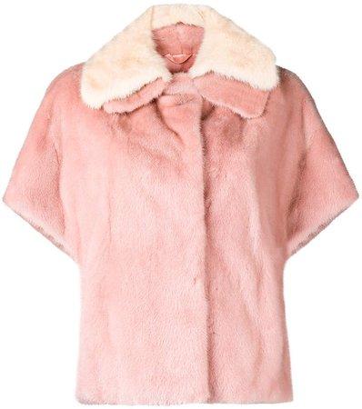 Liska shortsleeved winter jacket