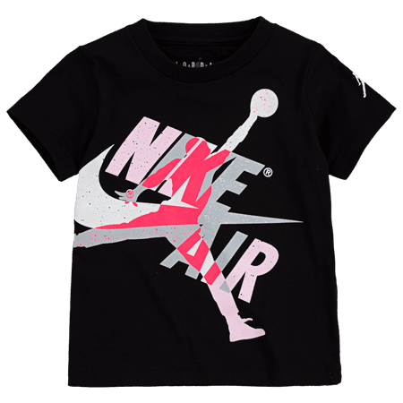 Jordan Jumpman Oversized Classic T-Shirt - Girls' Toddler | Kids Foot Locker