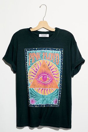 Pink Floyd Eye Weekend Tee | Free People