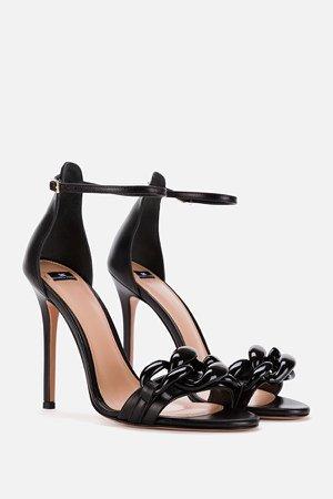 Sandals with strap Elisabetta Franchi
