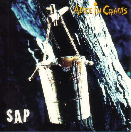 Alice In Chains - Sap | Releases, Reviews, Credits | Discogs