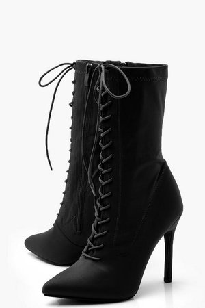Women's Boots: High Heeled/Flat, Black/Brown/gray, Suede & Sock Boots