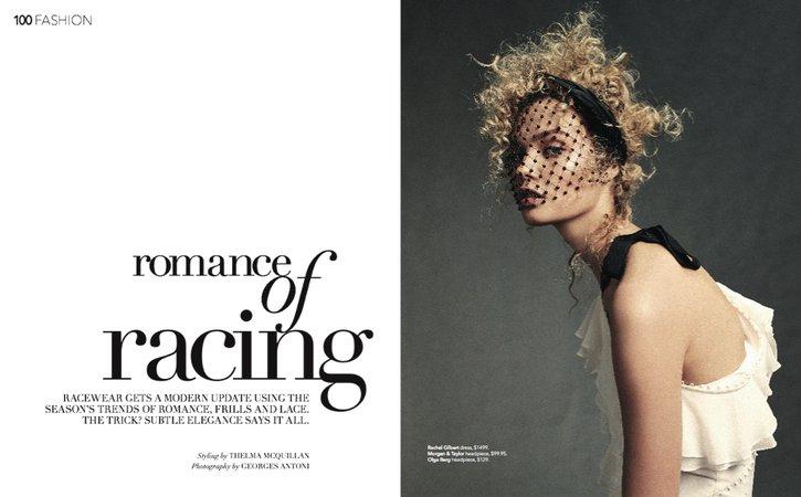Inside David Jones' new magazine - Mediaweek