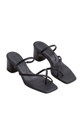 Larissa Nappa Leather Sandals By Aeyde | Moda Operandi