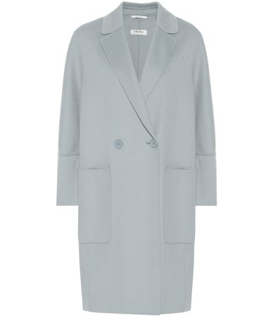 Audrey virgin wool coat