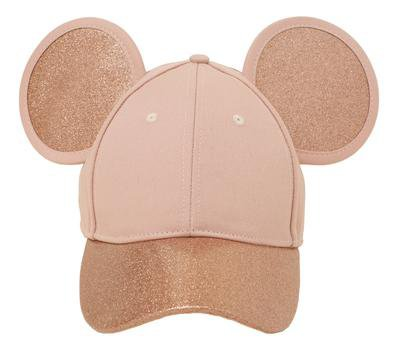 Rose Gold Mickey Ears Hat - Cakeworthy