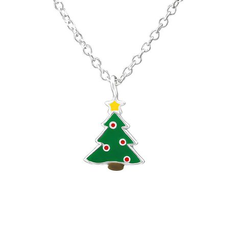 christmas necklace - Google Search