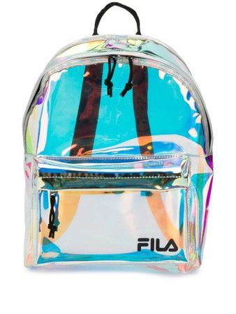 Fila Iridescent Sheer Backpack - Farfetch