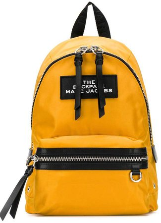 The Medium logo patch backpack