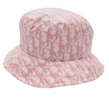 Pink Dior Hat