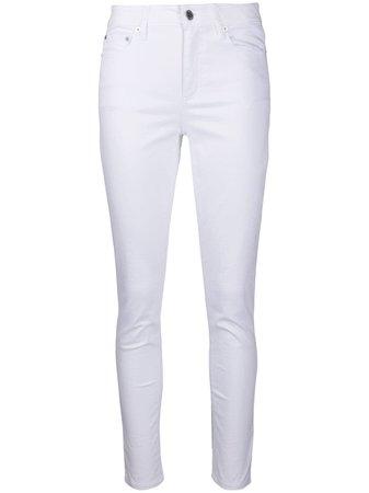 Michael Michael Kors Denim High Rise Skinny Jeans - Farfetch