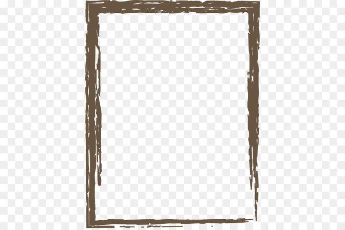 Brown Borders / Frame