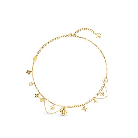 Blooming Supple Necklace - Accessories   LOUIS VUITTON ®