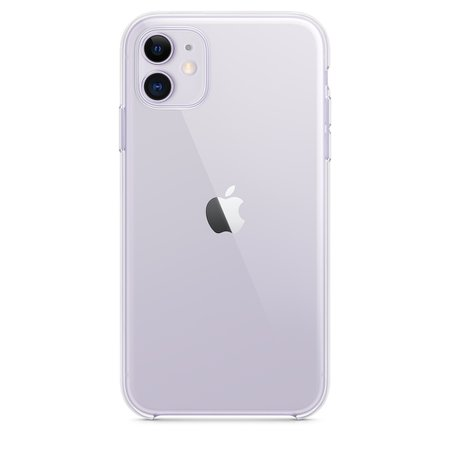 iPhone 11 Case - Clear - Apple