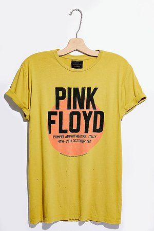 Pink Floyd Boy Tee | Free People