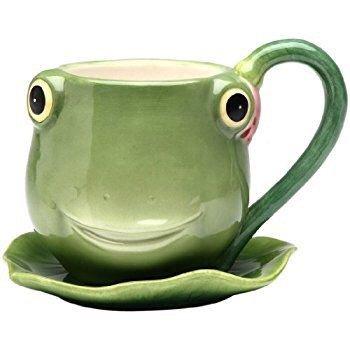 beverage frog
