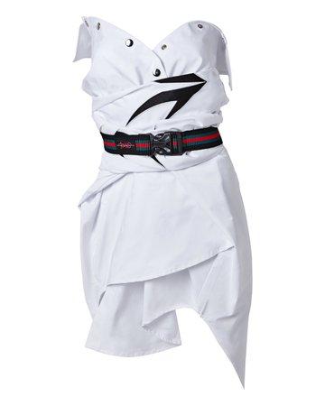 Swoosh Shirt White from Skoot
