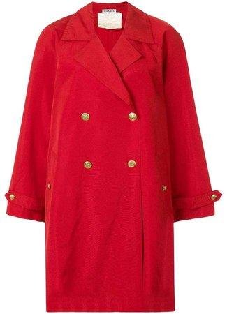 Pre-Owned long sleeve coat