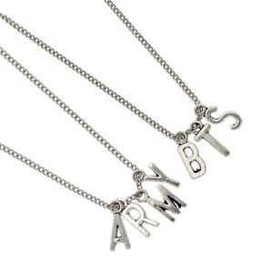 Kpop Star BTS ARMY Bangtan Boys Choker Pendant Necklace Jewelry SUGA Fans Gift   eBay