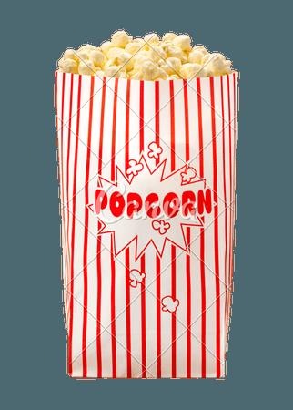 Movie Popcorn Bag - Photos by Canva