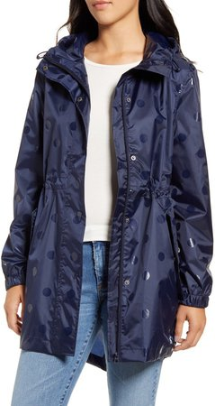 Right As Rain Golightly Packable Waterproof Hooded Jacket
