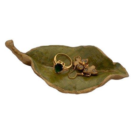 leaf catch all dish