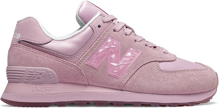 574 Mystic Crystal Leather Sneaker
