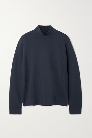 Cotton-jersey Sweatshirt - Gray