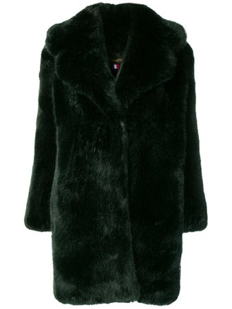 La Seine & Moi, Louve Faux Fur Coat