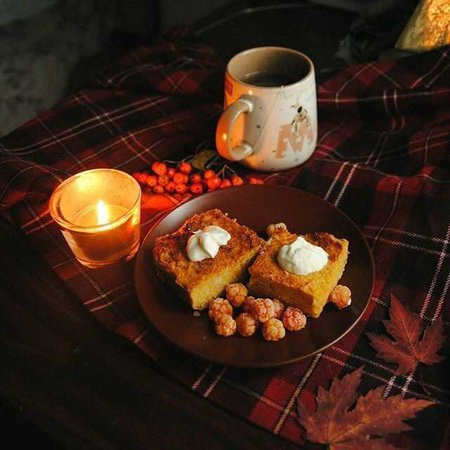 Cozy Autumn Aesthetic