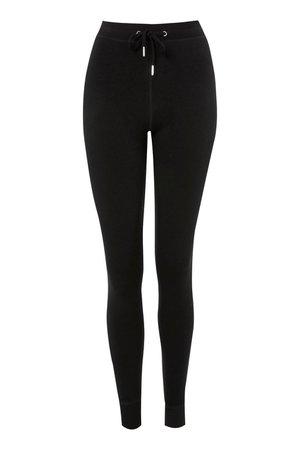Black Super Soft Slim Joggers - Trousers & Leggings - Clothing - Topshop